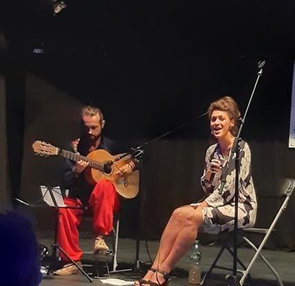 Ada Mondes et Arnaud Pelletier