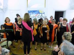 La chorale de la prefecture 2